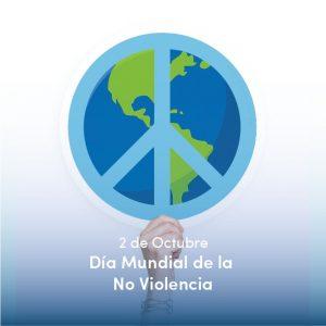 Día Internacional contra la No violencia
